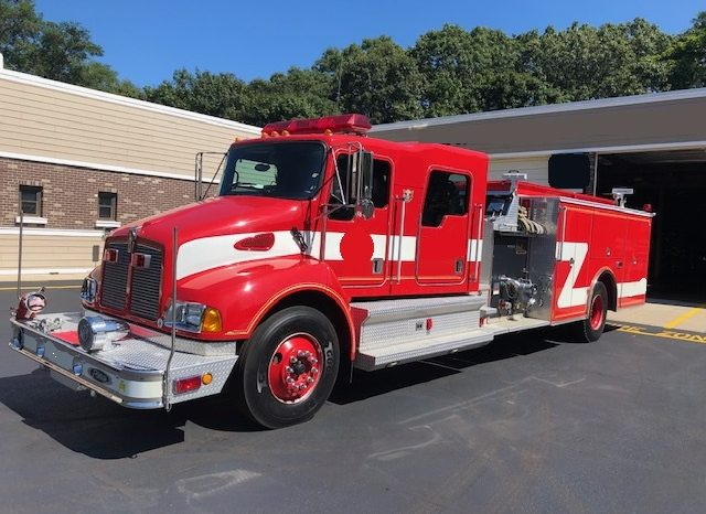 Red Truck Sales Inc    Used Fire Apparatus   Long Island, NY
